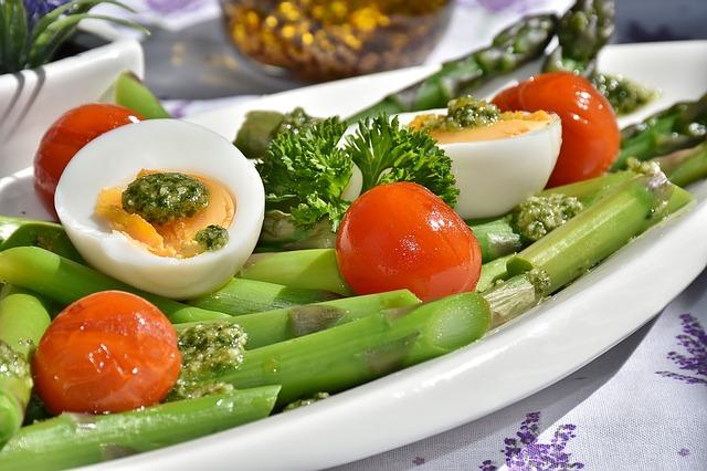 zeleninová mísa