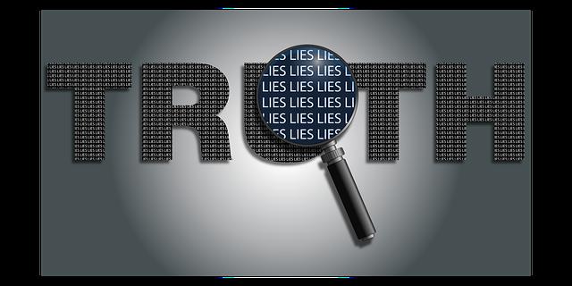 zvětšené lži