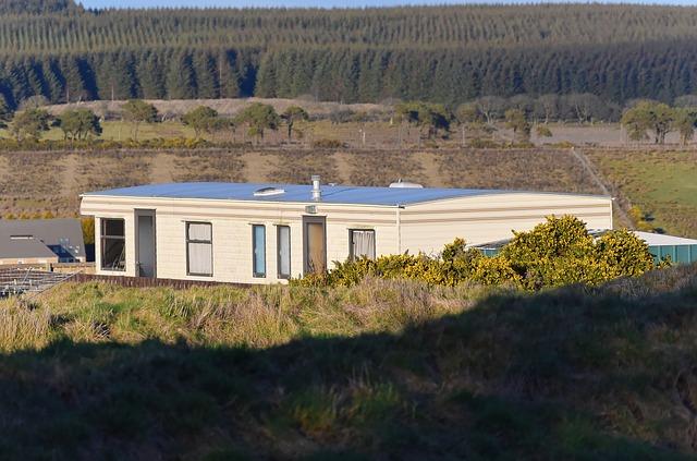 Větší mobilní dům